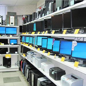 Компьютерные магазины Багана
