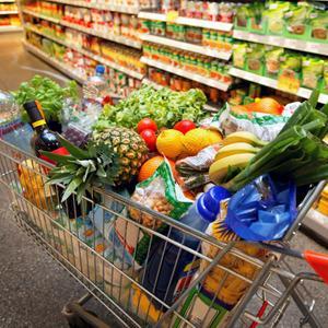 Магазины продуктов Багана