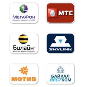 Операторы сотовой связи Багана