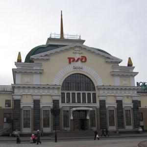 Железнодорожные вокзалы Багана