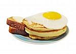 Кафе Лас Вегас - иконка «завтрак» в Багане